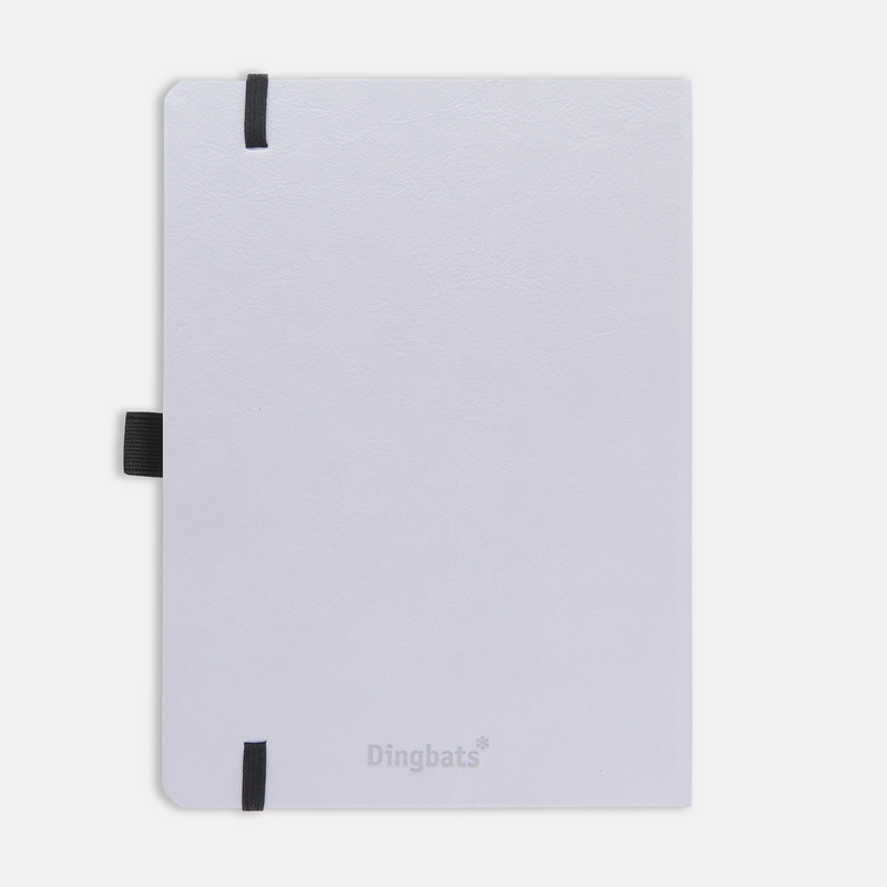 Dingbats* Earth Glicine Arctic Journal - Dotted (A5+ 6.3 x 8.5in) - Dingbats* Notebooks USA