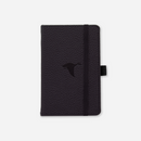 Dingbats* A6 Pocket Wildlife Black Duck Notebook - Dingbats* Notebooks USA