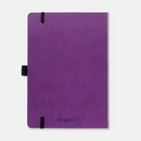 Dingbats* A5+ Wildlife Purple Hippo Notebook - Dingbats* Notebooks USA