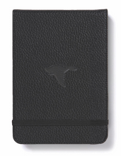 Load image into Gallery viewer, Dingbats* A6+ Wildlife Black Duck Reporter Notebook - Dingbats* Notebooks USA