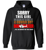 Smokin Hot Bowhunter  Hoodie