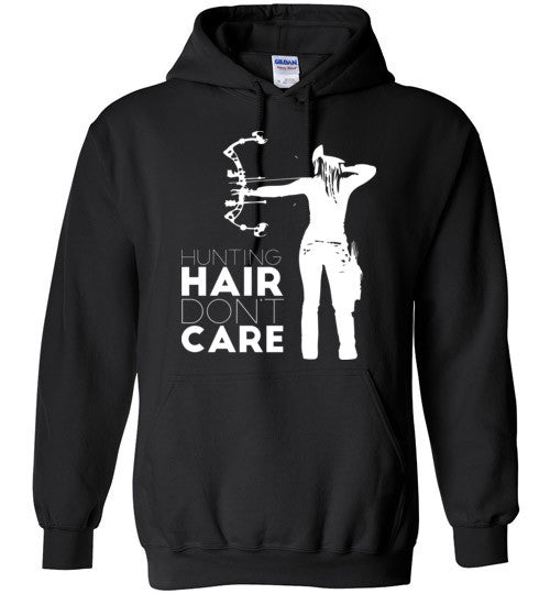 Hunting Hair Don't Care Hoodie