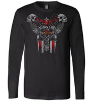 Blaine Anthony Signature Series Canvas Long Sleeve T-Shirt