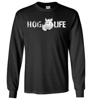 Hog Life Long Sleeve T-Shirt