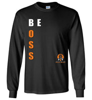 Bossman Be Boss Long Sleeve T-Shirt