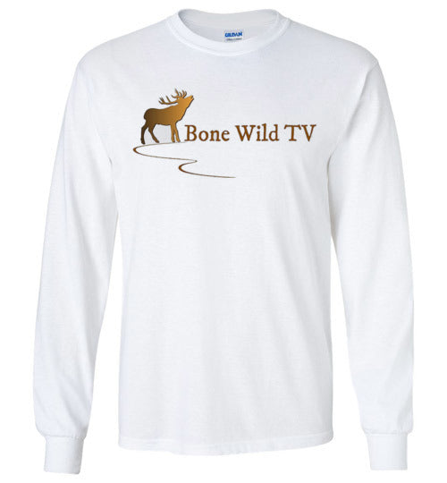 Bone Wild Long Sleeve Tshirt
