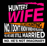 Hunters Wife Long Sleeve T-Shirt
