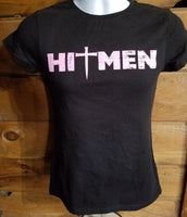 Hitmen Huntress T shirt