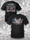 Freedom Fighter T Shirt - Come and Get Them