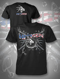 Hitmen Flag Shirt