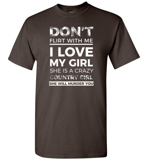 I love my Girl T-Shirt