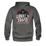 Gorilla Squad  Hoodie Pro-staff - charcoal gray