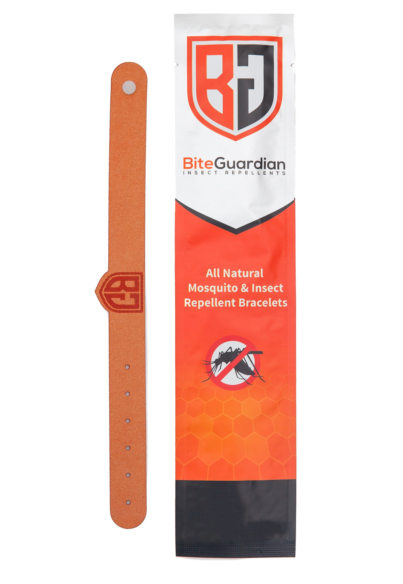 BiteGuardian Mosquito Tick & Insect Repellent Bracelets 10-Pack