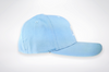 LIGHT BLUE PASTEL FLEXFIT EMBLEM CAP