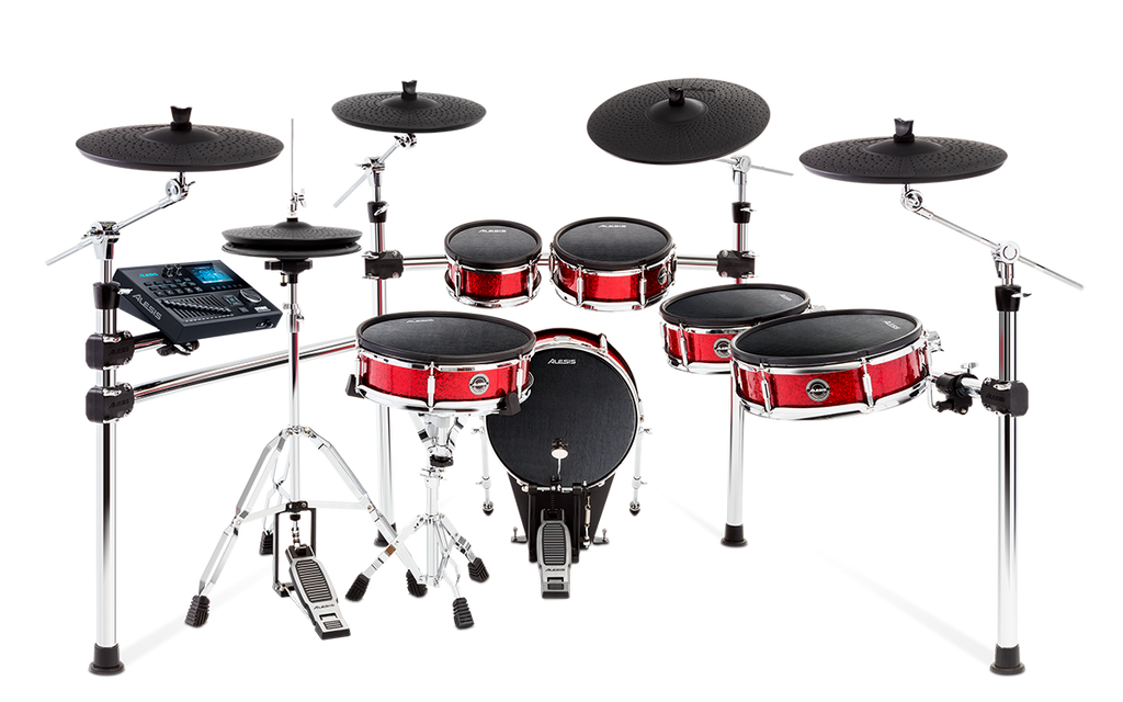 Alesis Strike Kit - Electronic Drum Kit for $2799 at Piano Time