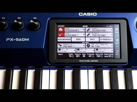 Casio PX560 - PX-560 Digital Piano on Sale at Piano Time