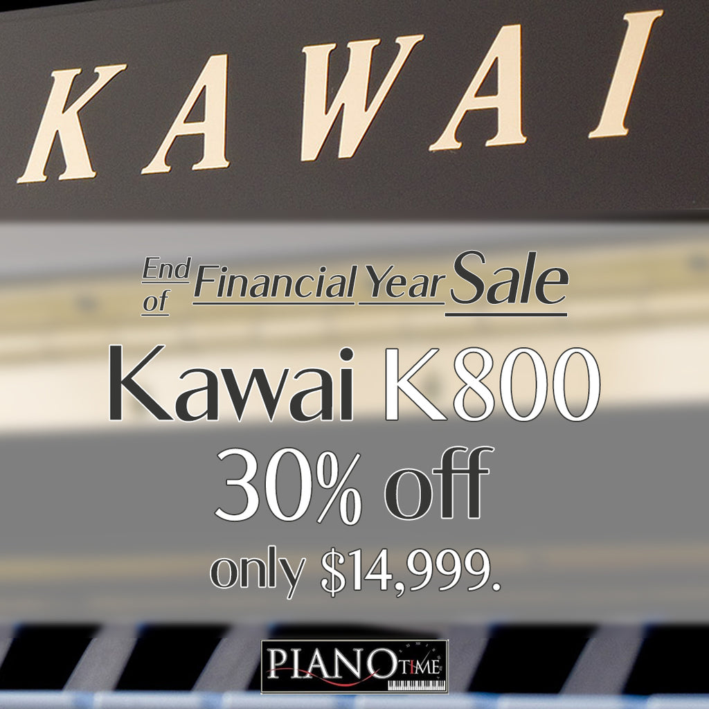 What's special about our Kawai K800?