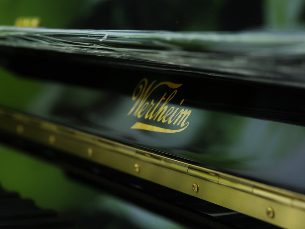 Wertheim Pianos | Brand New Acoustic Upright Pianos | Piano Time