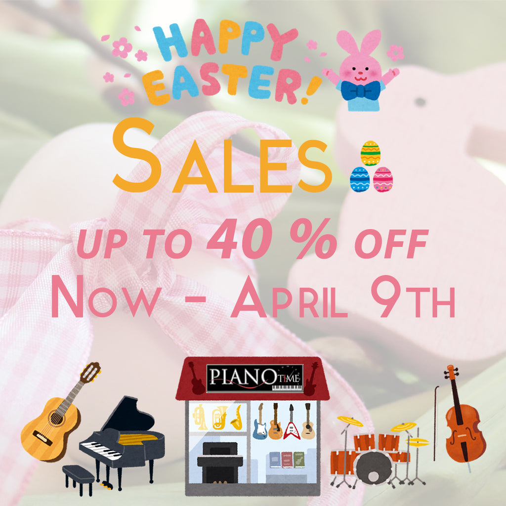 Piano Time Easter Sales - Kawai CA99 Day 1 Offer!