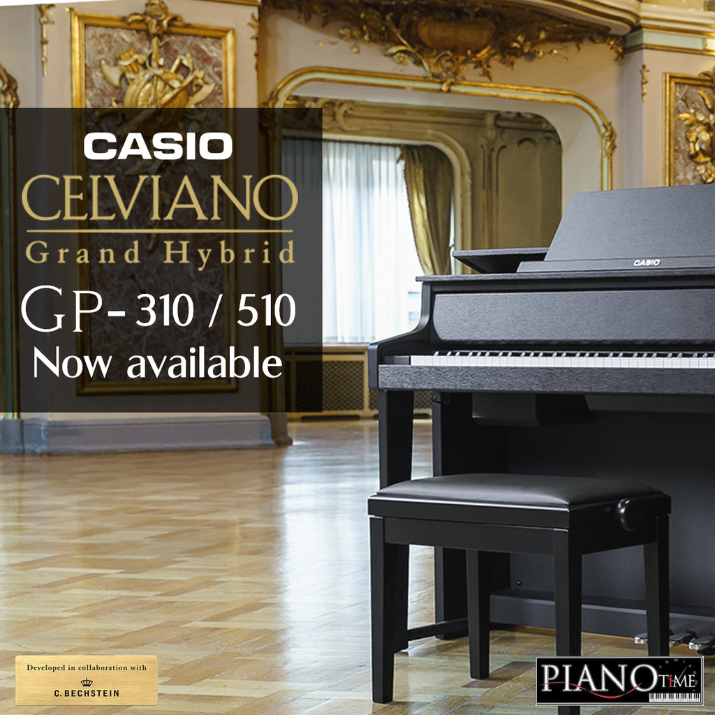 Casio Grand Hybrid – Three Legendary Pianos in One
