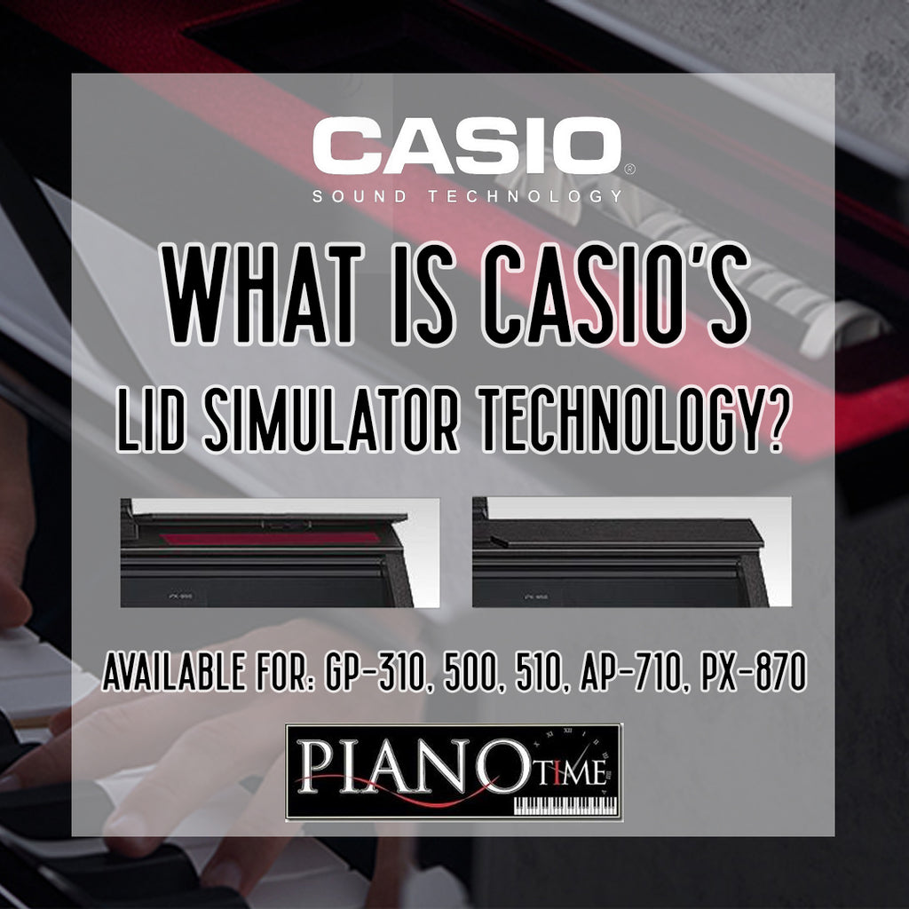 Casio's Lid Simulator Technology