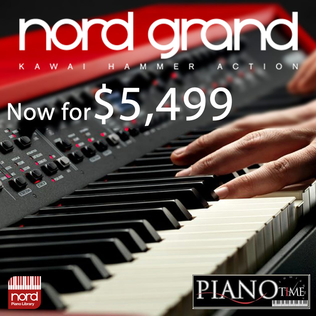 Introducing New Product – Nord Grand!
