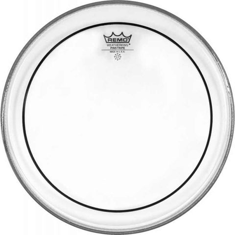 "REMO PINSTRIPE 13"" CLEAR DRUM HEAD/ DRUM SKIN (PS-0313-00)"