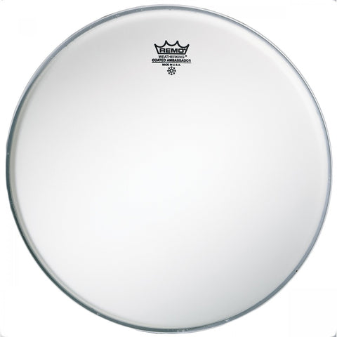 "REMO | Ambassador 12"" Inch Coated Drum Head 