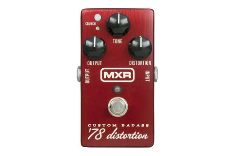 MXR M78 Custom Badass '78 Distortion - Distortion Pedal