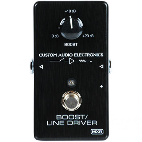 Custom Audio Electronics Boost/Line Driver Pedal - MXC401 CAE