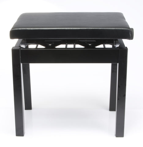 Casio PB Adjustable Piano Keyboard Stool Bench (PB-BK, PB-WE, PB-BN)