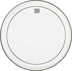 "REMO | Pinstripe | 18"" Clear Drum Head 