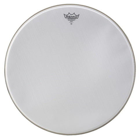"REMO | Silentstroke | 22"" Coated Bass Drum Head/Skin 