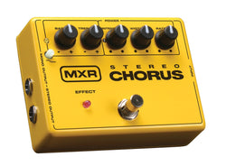 MXR M134 Stereo Chorus Effects Pedal with EQ