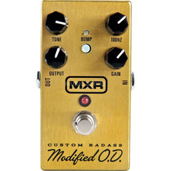 MXR M77 Custom Badass Modified O.D. - Modified Overdrive Effects Pedal