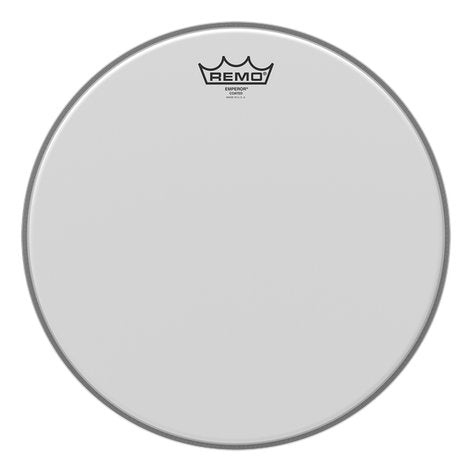 "Remo BE-0118-00 18"" Coated Emperor Drum Head"