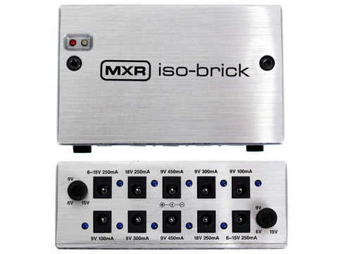 Dunlop MXR ISO-Brick M238 Isolated Pedal Power Supply