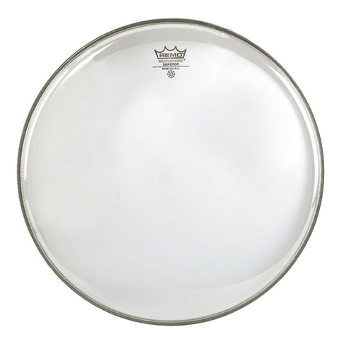 "Remo Emperor 18"" Clear Drum Head / Tom Drum Skin (BE-0318-00)"