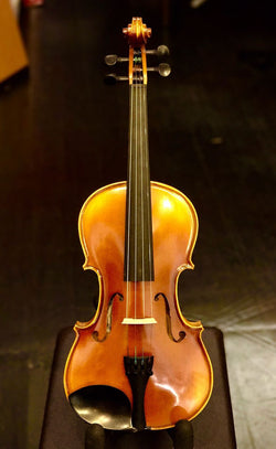 RAGGETTI RV5 VIOLIN OUTFIT IN SHAPED CASE