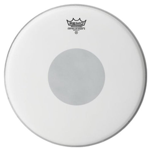 Remo CS-0113-00 Controlled Sound Drum Head Skin 13 inch Coate