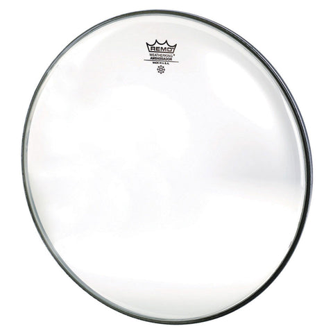 "REMO | Ambassador 22"" Clear Bass Drum Head 