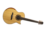 Maestro Raffles Wenge Body with Adirondack Top Acoustic Guitar