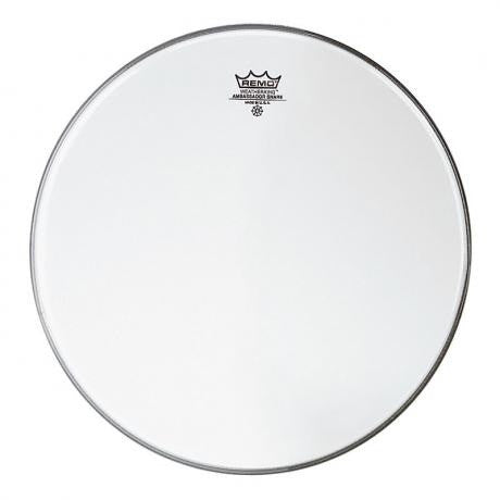 REMO | Ambassador Hazy Snare Side 15"