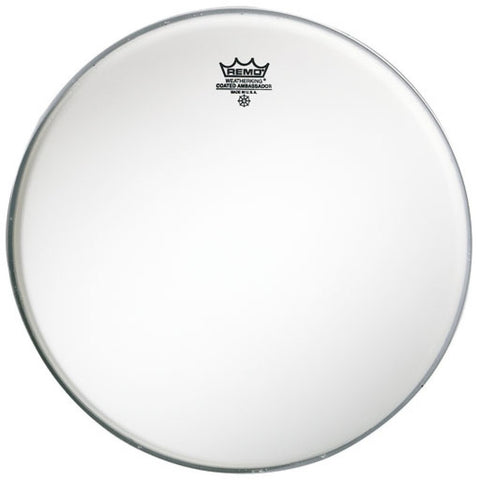 "REMO | Ambassador 13"" Inch Coated Drum Skin 