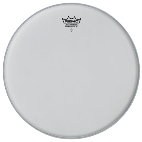 "Remo Ambassador X14 13"" Coated Drum Head / Skin (AX-0113-14)"