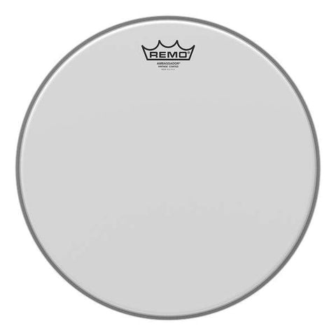 "REMO | Ambassador Vintage 14"" Coated Drum Head 