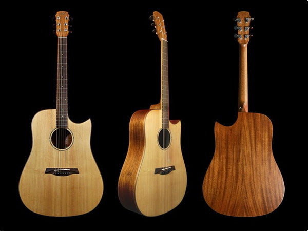 Maestro Beta-C Elite Series Mahogany Spruce Top