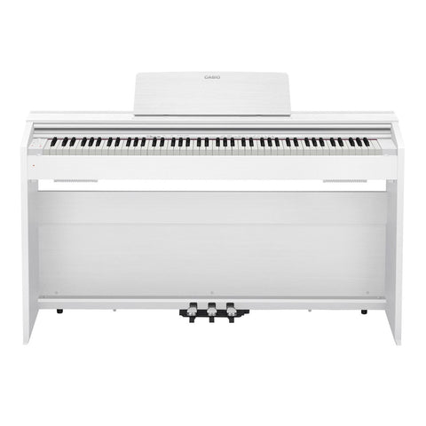 Casio PX-870 PX870 Privia Digital Piano White Piano Time South Melbourne digital keyboard