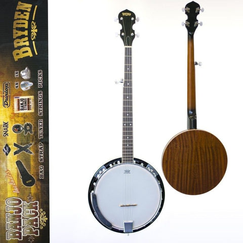 Gift Ideas | Bryden 5 String Banjo Pack