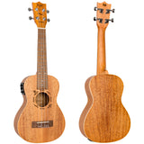 (Available for order) Flight DUC323 EQ Mahogany Electro-Acoustic Concert Ukulele (DUC323CEQ)